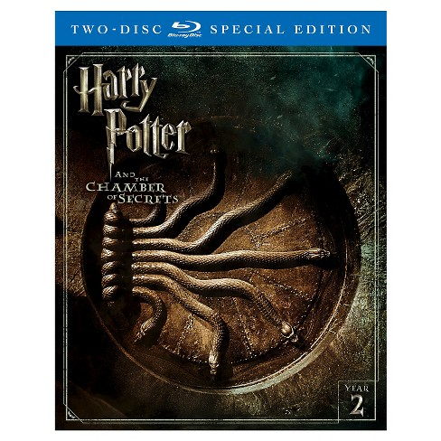 Harry Potter and the Chamber of Secrets (2-Disc Special Edition) (Blu-ray) - image 1 of 1
