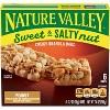 Nature Valley Sweet & Salty Nut Peanut Granola Bars - 6ct - image 2 of 3