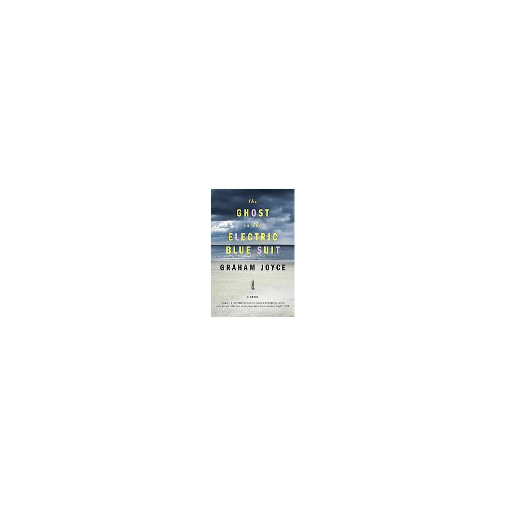 The Ghost in the Electric Blue Suit (Paperback)