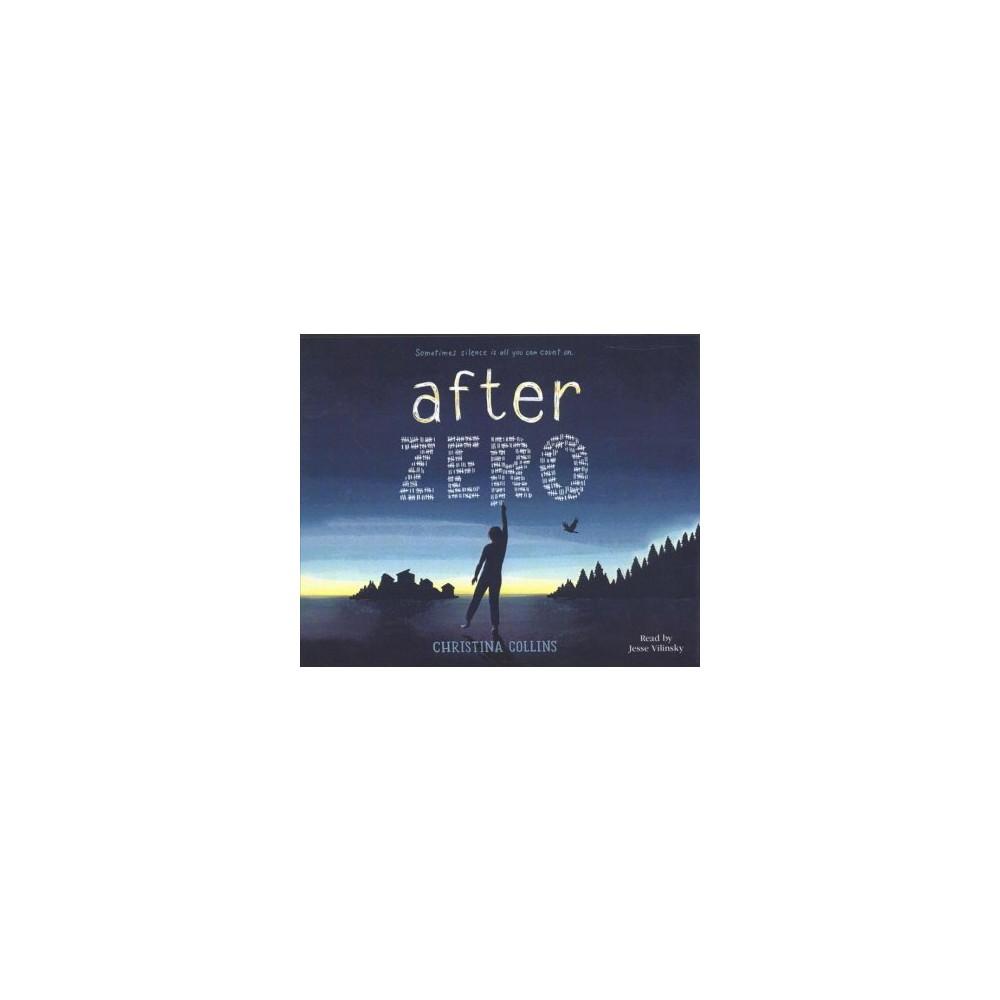 After Zero - Unabridged by Christina Collins (CD/Spoken Word)