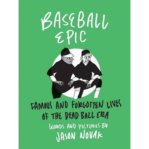 Baseball Epic - by  Jason Novak (Hardcover) - image 1 of 1