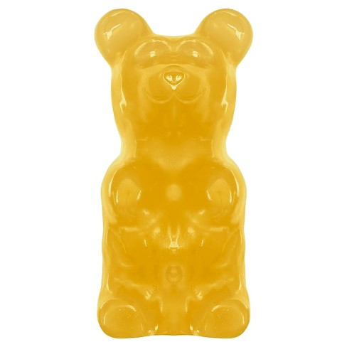 Giant Gummy Bear! World's Largest Gummy Bear Lemon - 5lbs - image 1 of 1