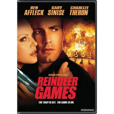 Reindeer Games (DVD)(2021)