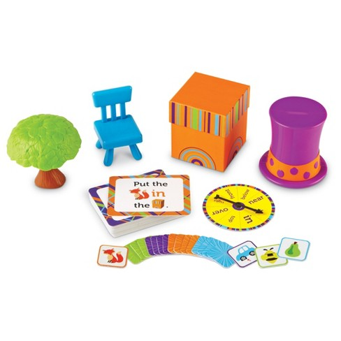 Learning Resources Fox in a Box- Position Word Activity Set - image 1 of 4