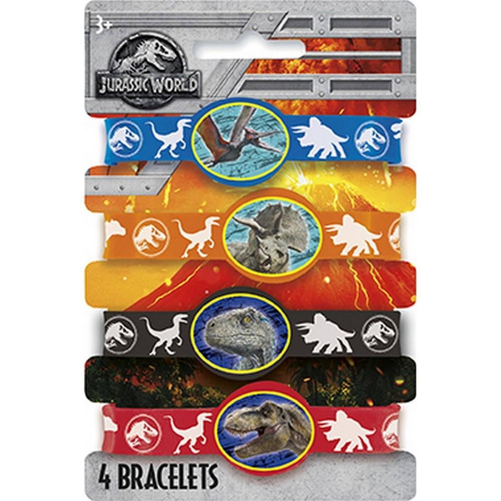 Image of Jurassic World: Fallen Kingdom 4ct Bracelet Favors