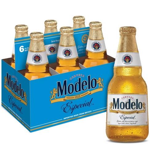 Modelo Especial Lager Beer - 6pk/12 fl oz Bottles - image 1 of 4