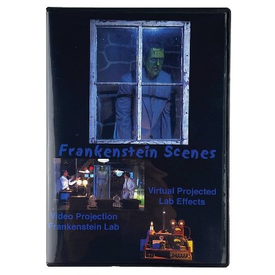 DVD Projector Frankenstein Volume 1 LED Special Effects Lights