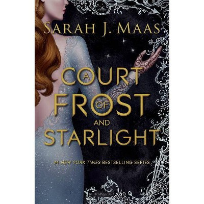 Court of Frost and Starlight - (Court of Thorns and Roses)by Sarah J. Maas (Hardcover)
