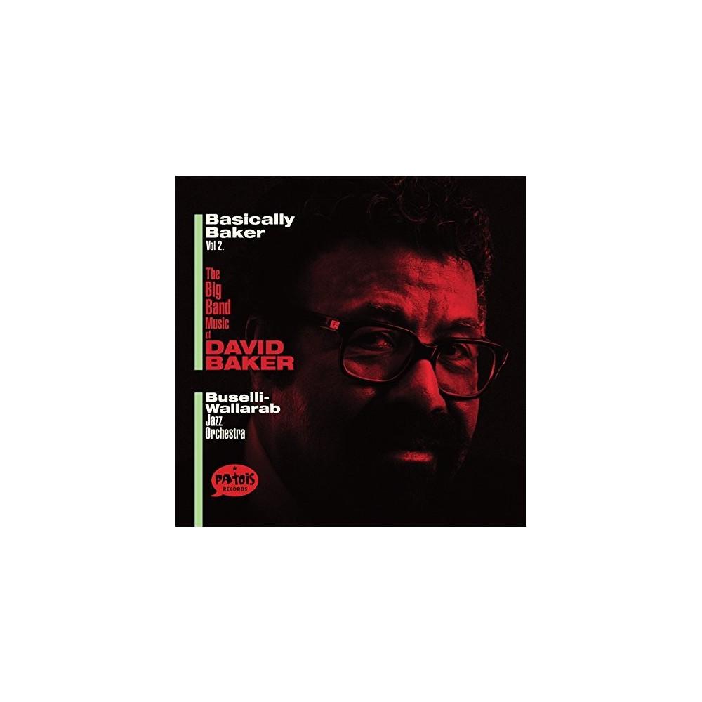 Buselli-wallarab Jaz - Basically Baker:Vol 2 (CD)