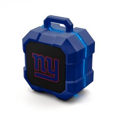 NFL New York Giants LED ShockBox Speaker