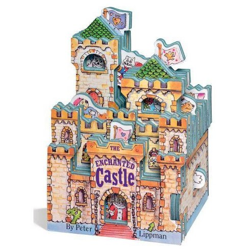 Mini House: The Enchanted Castle - (Mini House Book) by  Peter Lippman (Board_book) - image 1 of 1