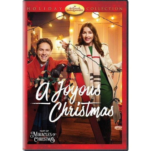 A Joyous Christmas (DVD) - image 1 of 1