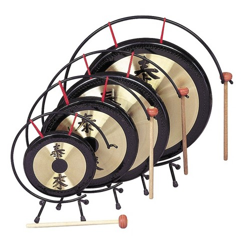 Rhythm Band Oriental Table Gongs - image 1 of 2