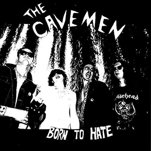 Cavemen - Born To Hate (CD) - image 1 of 1