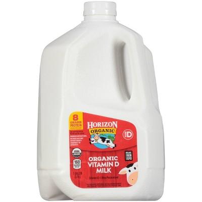 Horizon Organic Whole High Vitamin D Milk - 1gal