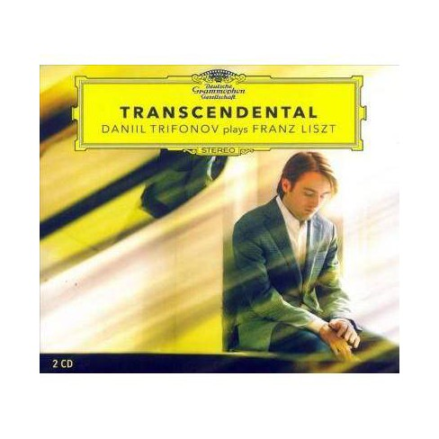 Daniil [Piano]  Franz; Trifonov Liszt - Transcendental: Daniil Trifonov Plays Franz Liszt (CD) - image 1 of 1