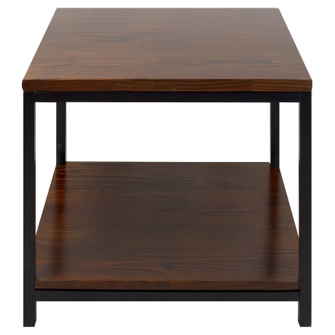End Table - Mocha -  Flora Home - image 1 of 4