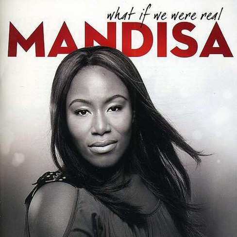 Mandisa - What If We Were Real (CD) - image 1 of 2