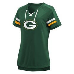 NFL Green Bay Packers Women's Ultimate Champion Aaron Rodgers Fashion Top
