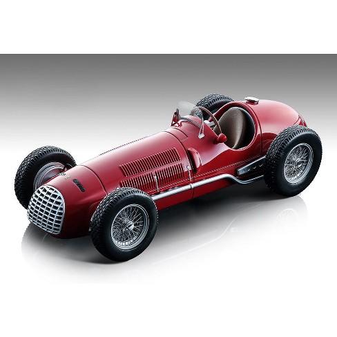 "1950 Ferrari 125 F1 Press Version Red ""Mythos Series"" Limited Edition 70 pieces Worldwide 1/18 Model Car by Tecnomodel - image 1 of 3"