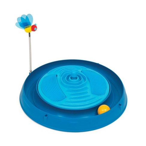 Catit Play Circuit Ball with Catnip Massage Cat Toy - image 1 of 2