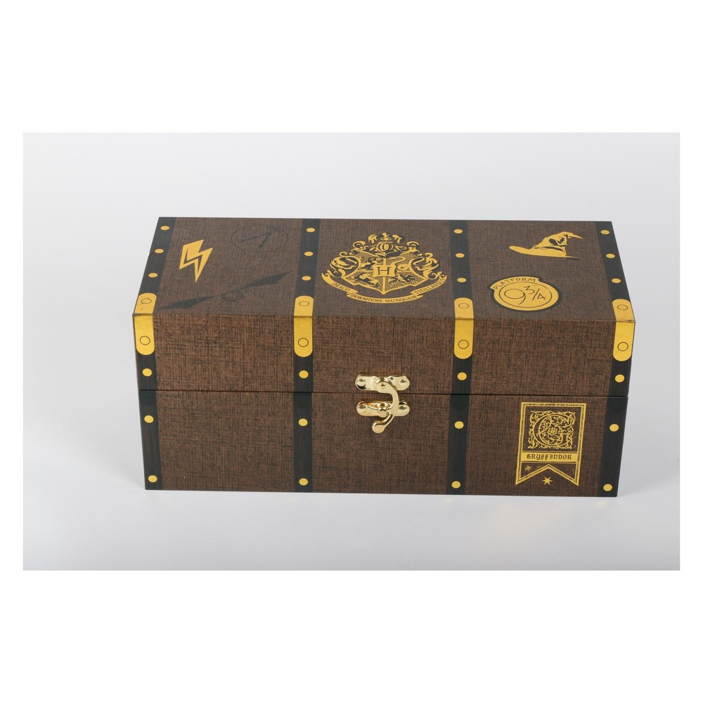 Harry Potter Toy Storage Trunk, Brown