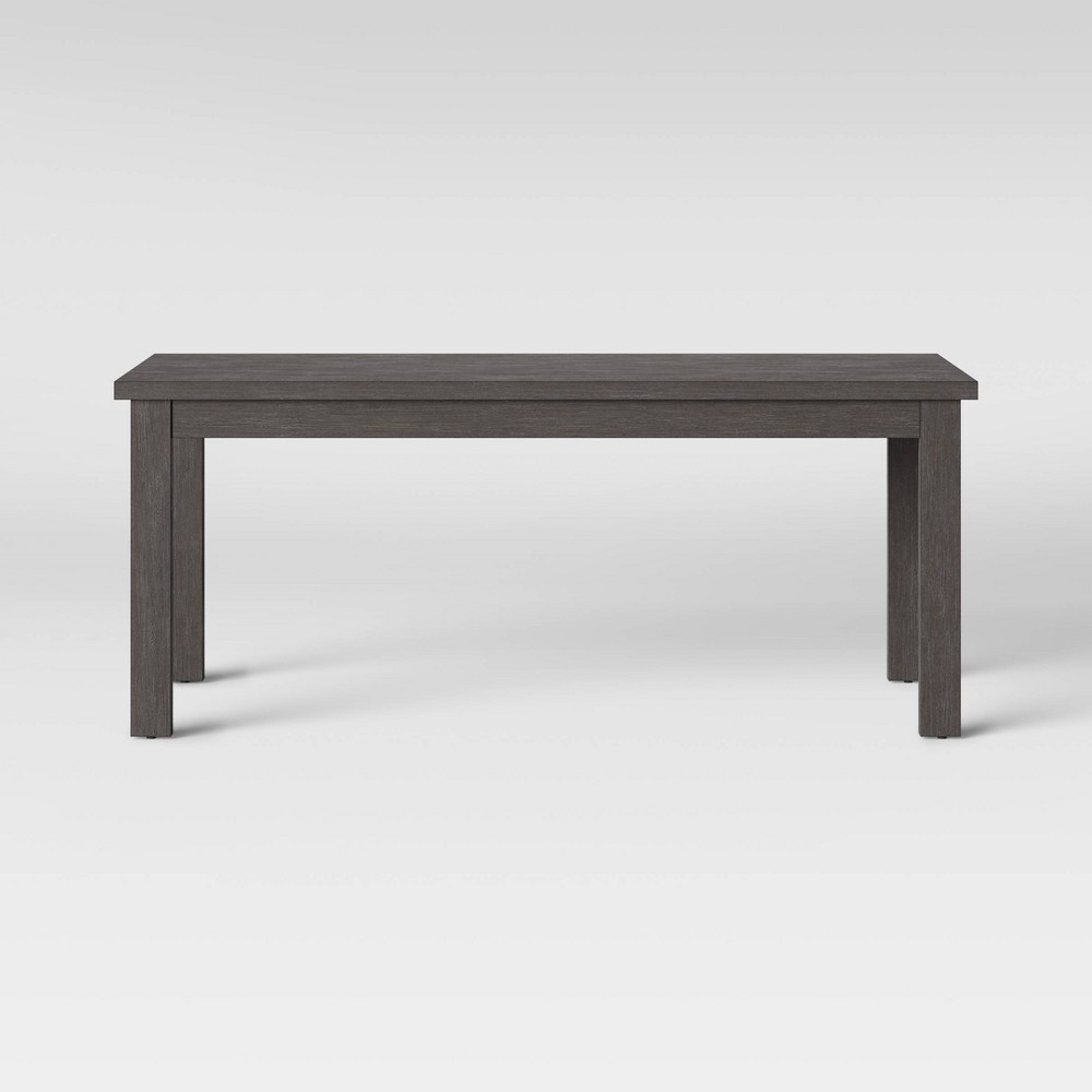 Colesbille Farmhouse Dining Table Black - Threshold