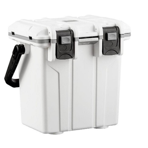 Monoprice 20 Quart Cooler With Built-In Bottle Opener, 4 Cup Holders, Anti-slip Base - Pure Outdoor Collection - image 1 of 4