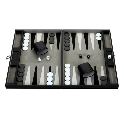 Hathaway Premium Backgammon Game Set - image 1 of 4