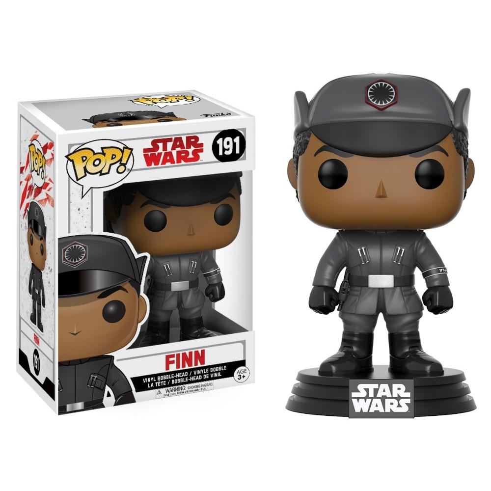 Funko Pop! Star Wars: The Last Jedi - Finn Mini Figure