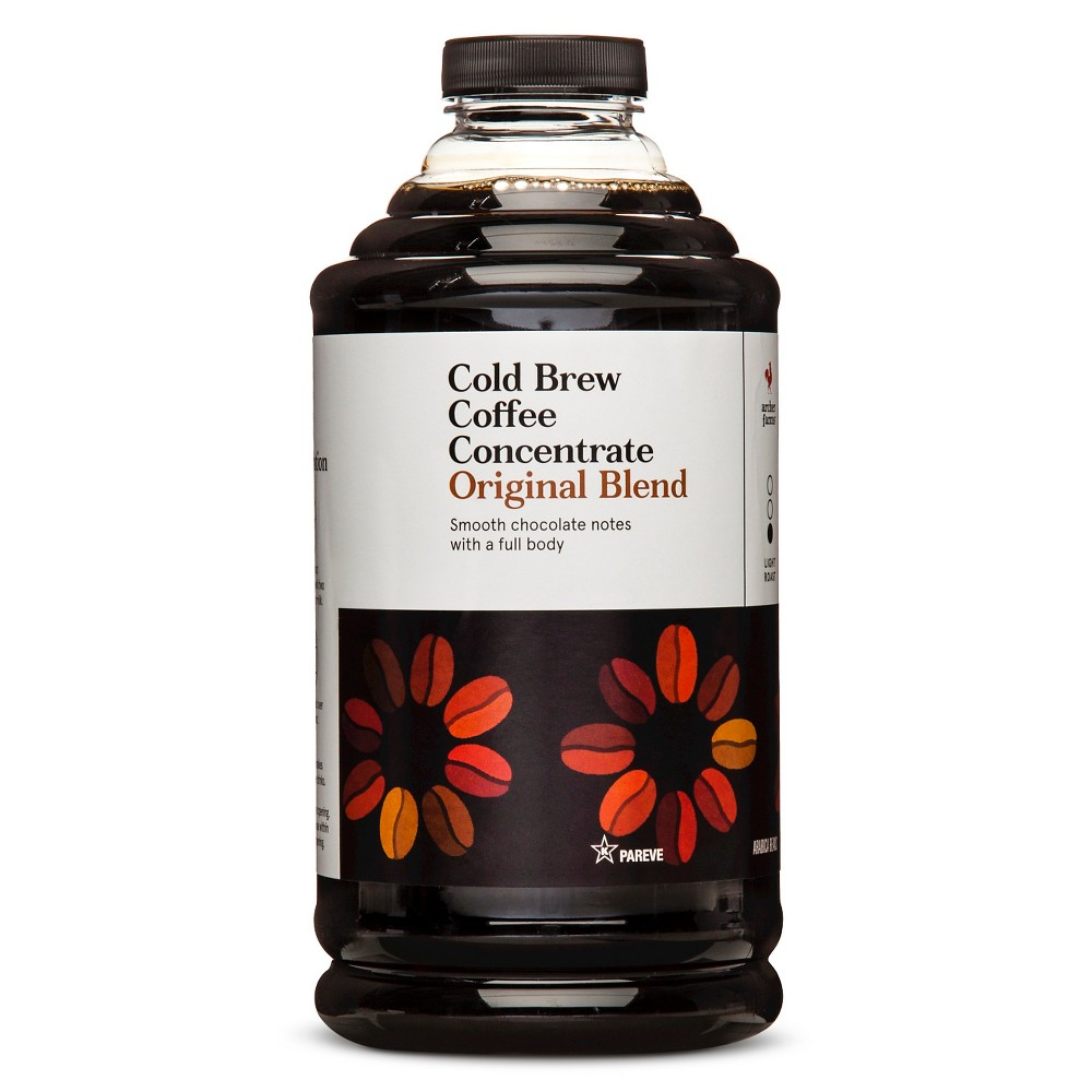 Cold Brew Original Blend Coffee Concentrate - 32oz - Archer Farms