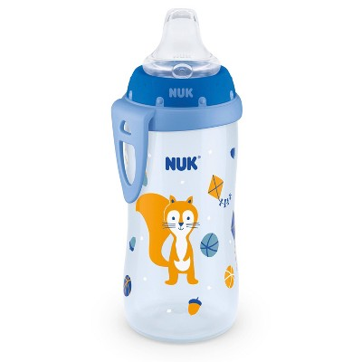 NUK Active Spill Proof Sippy Cup - Blue - 10oz
