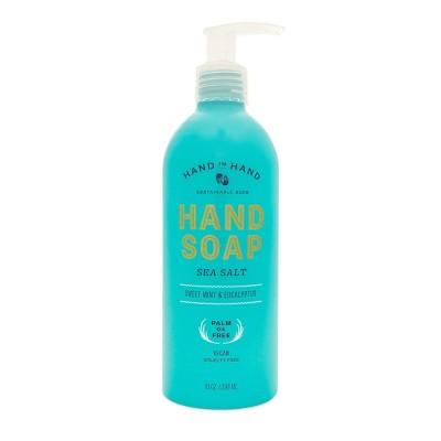 Hand in Hand Liquid Hand Soap Sea Salt - 10 fl oz