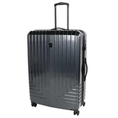 Travel Hardware 30  Hardside Spinner Suitcase - Charcoal