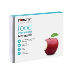 YorkTest Laboratories Food Intolerance Test - Lab Fee Included
