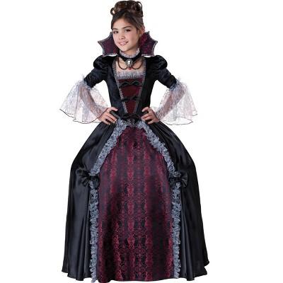 Vampiress of Versailles Deluxe Child Costume