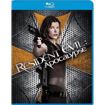 Resident Evil: Apocalypse (Blu-ray)(2017)