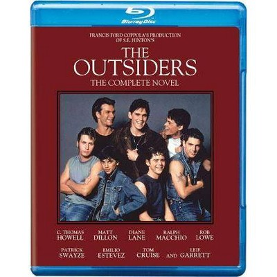 The Outsiders (Blu-ray)(2014)