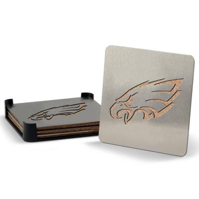 Philadelphia Eagles 4pk Boasters Coasters