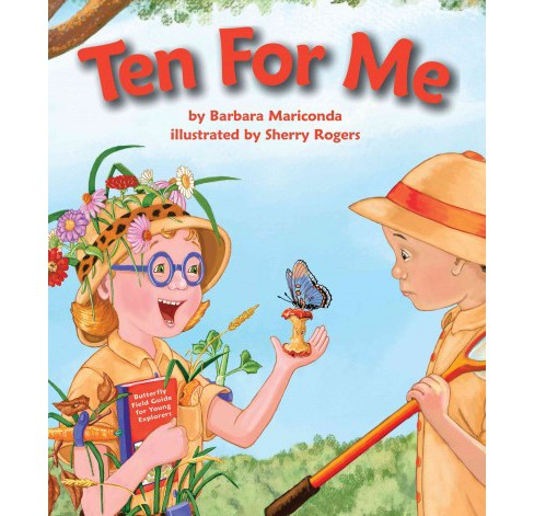 Ten for Me -  by Barbara Mariconda (Paperback) - image 1 of 1