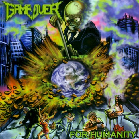 Game Over - For Humanity (CD) - image 1 of 2