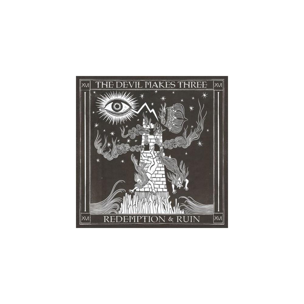 Devil Makes Three - Redemption & Ruin (Vinyl)