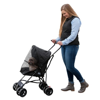 Pet Stroller Pet Gear Black