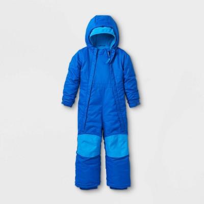 Toddler Snowsuit - Cat & Jack™ Blue