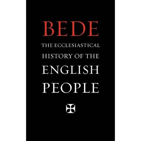 The Ecclesiastical History of the English People - (Hardcover) - image 1 of 1