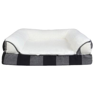 Modern Slanted Dog Bed - S - Boots & Barkley™