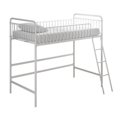 Kaila Metal Loft Bed - Room & Joy
