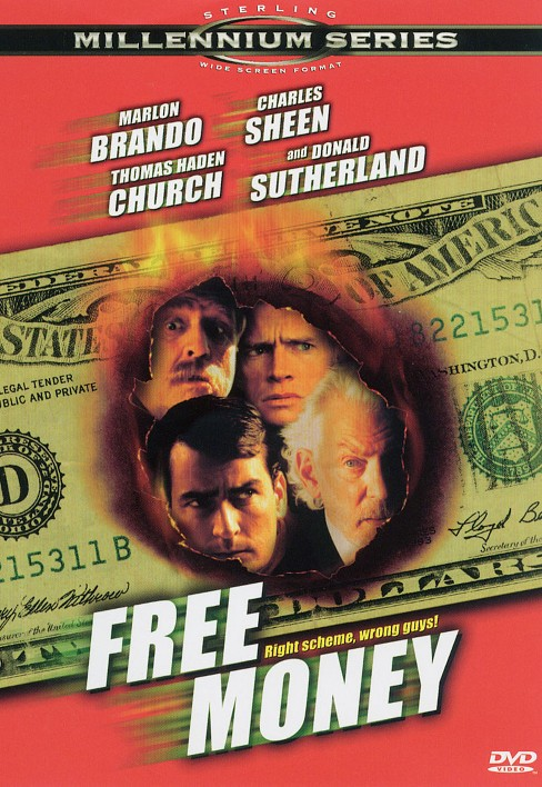 Free Money (DVD) - image 1 of 1