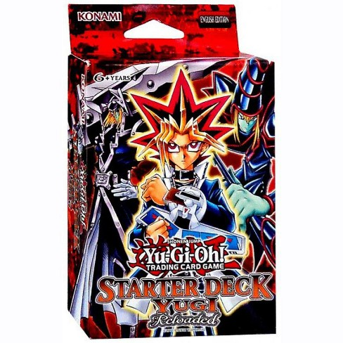 YuGiOh Trading Card Game Yugi Reloaded Starter Deck [Unlimited Edition] - image 1 of 1