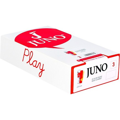 Vandoren JUNO Bass Clarinet, Box of 25 Reeds - image 1 of 1